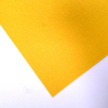 3mm THICK felt :: Yellow