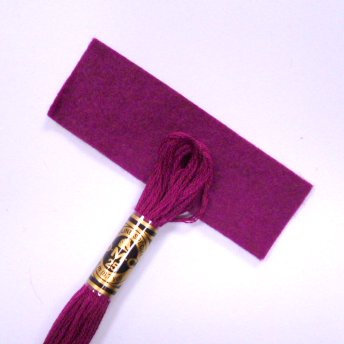 DMC Embroidery Thread :: Dark Thistle (35)