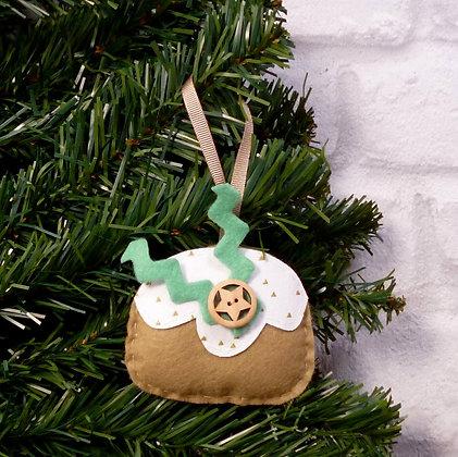 Christmas Pudding :: Scandinavian Christmas :: made to order