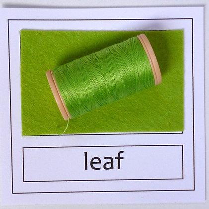 Sewing Thread :: Leaf