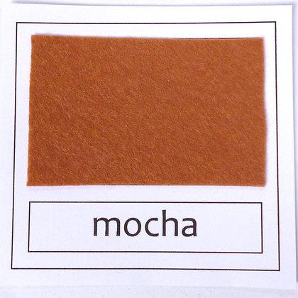"""Die Cut Pack :: 1"""" circles :: Mocha"""