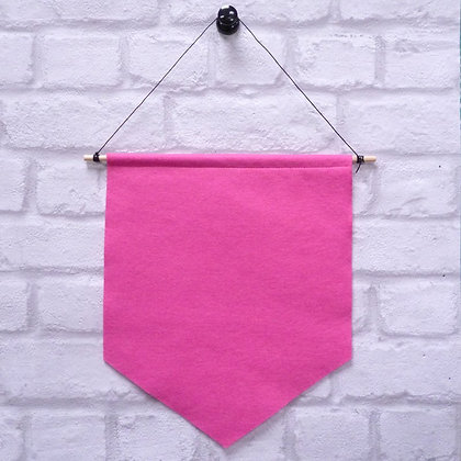 Candy Pink :: Handmade banner for you to decorate