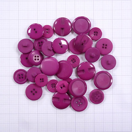 Dyed Buttons By Weight :: Thistle