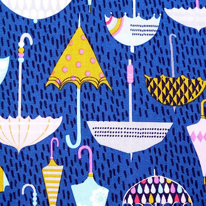 SALE Fabric :: Rain or Shine :: Umbrella