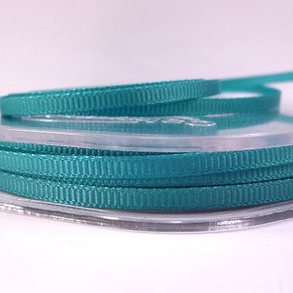 3mm Mini Grosgrain Ribbon (5 metres) :: Teal