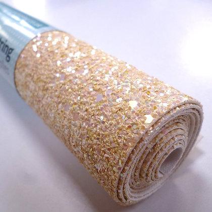Medium Glitter roll :: Vanilla