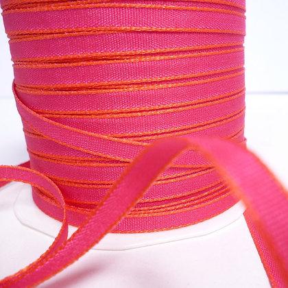 Two Tone Ribbon :: Orange & Pink
