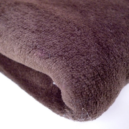 Cuddle Soft Fur Fabric :: Brown