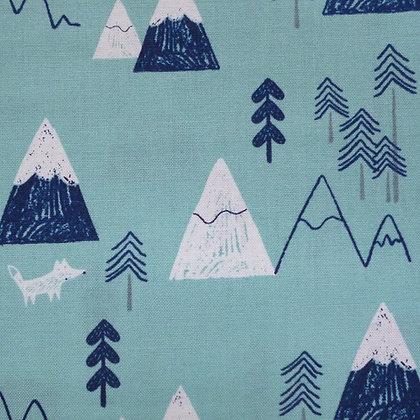 Fabric :: Laska :: Mountain Wolf