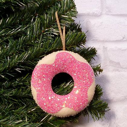 Doughnut :: Bright Christmas :: made to order