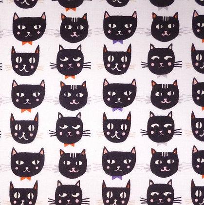 Fabric :: Cats, Bats & Jacks :: Cats