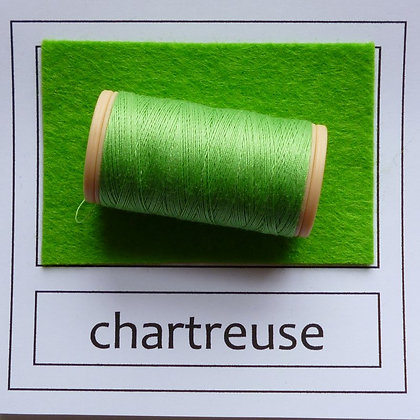 Sewing Thread :: Chartreuse