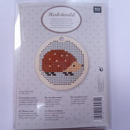 Embroidery Kit :: Hedgehog