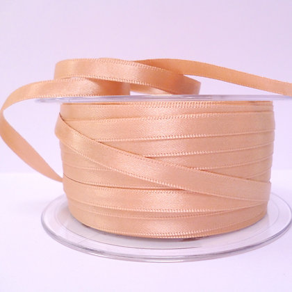 7mm Satin Ribbon :: Cappucino (045)