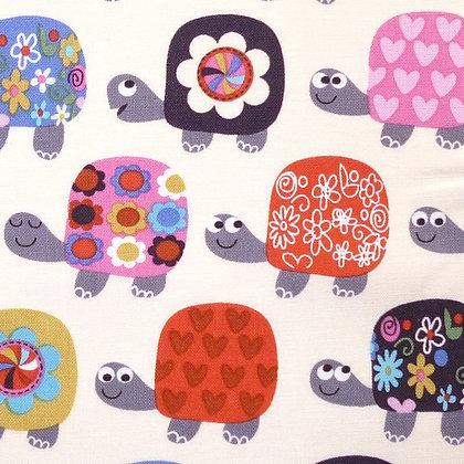 Fabric :: Multi Tortoise