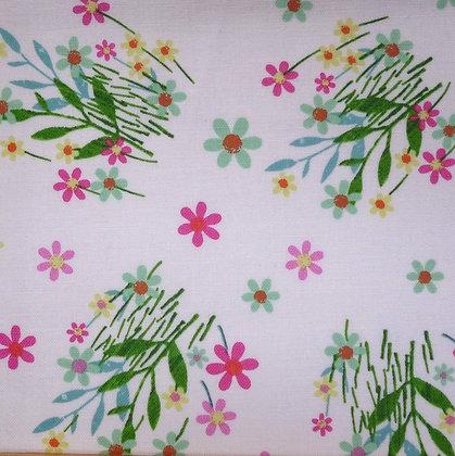 Fabric :: Panda Park :: Flower Garden