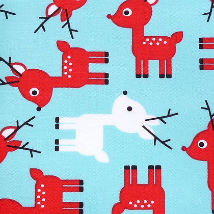 Fabric :: Jingle :: Reindeer