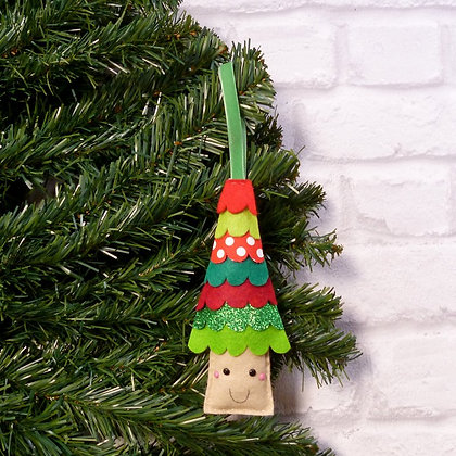 Fir Tree :: Traditional Christmas :: made to order