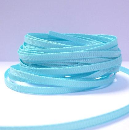 3mm Mini Grosgrain Ribbon (5 metres) :: Ocean Blue (322)