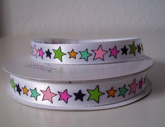 3yd Spools :: Satin Stars 57991