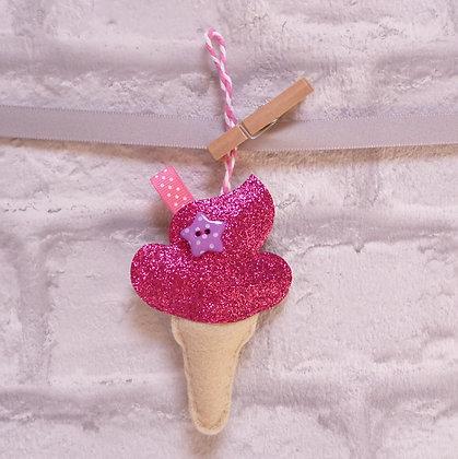 Handmade :: Ice Cream :: S Glitter