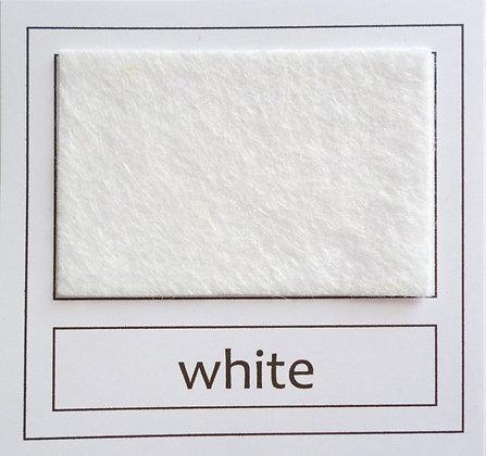 """Die Cut Pack :: 1"""" circles :: White"""