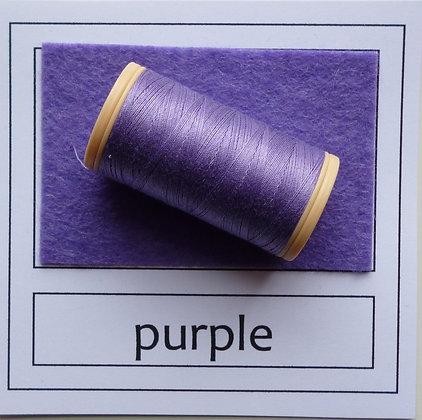 Sewing Thread :: Purple