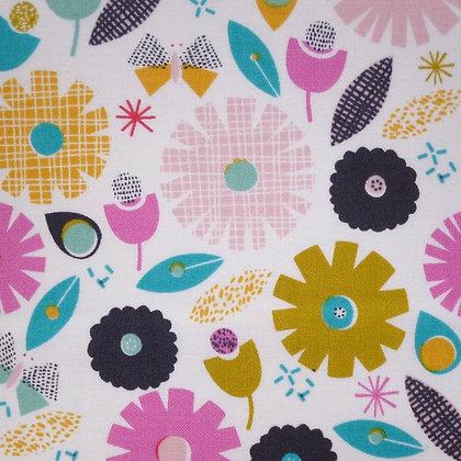 Fabric :: Confetti :: Multi Flower