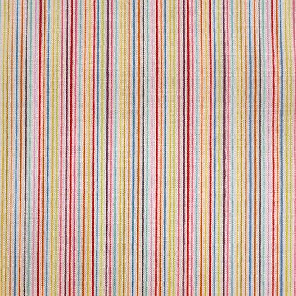 Fabric :: Bittersweet  :: Tiny Rainbow Stripe