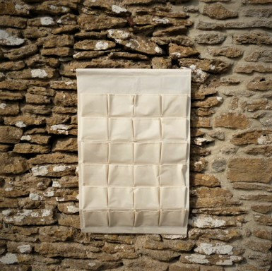 Advent Calendar Blank :: Wall Hanging