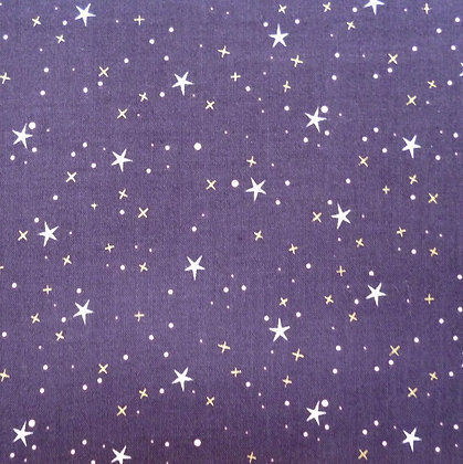 FQ SALE Fabric :: Do You Believe :: Night Sky FAT QUARTER