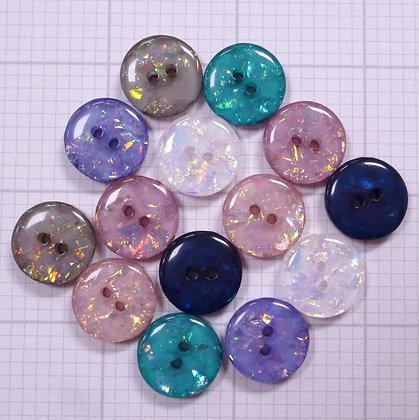 Diamond Glitter Button Pack