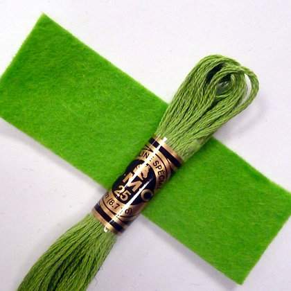 DMC Embroidery Thread :: Chartreuse (704)