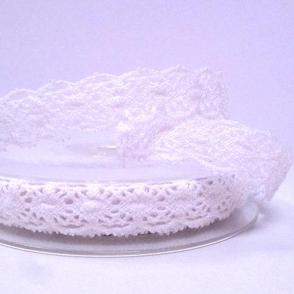 Folk Lace :: White