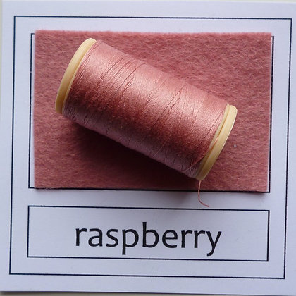 Sewing Thread :: Raspberry