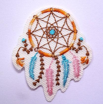 Embroidered Motif :: Boho :: Dream Catcher