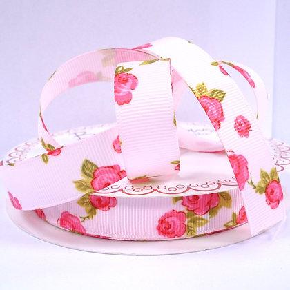 Chintz Ribbon :: Pink