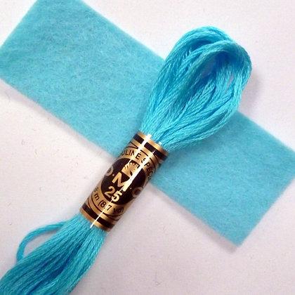 DMC Embroidery Thread :: Turquoise (3846)