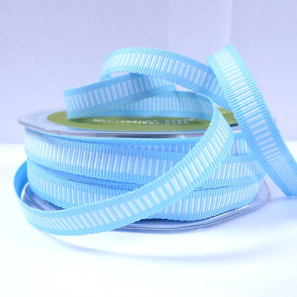 Centre Stitch Ribbon :: Baby Blue