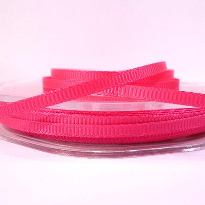 3mm Mini Grosgrain Ribbon (5 metres) :: Fuchsia
