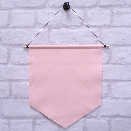 Blush :: Handmade banner for you to decorate