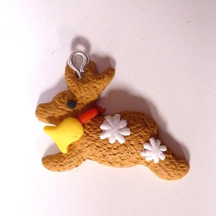 Gingerbread Charm :: Gingerbread Reindeer