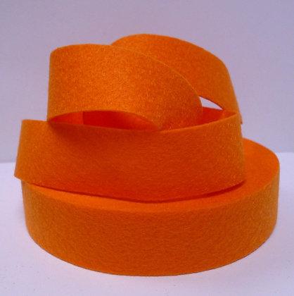 Felt Ribbon :: Orange