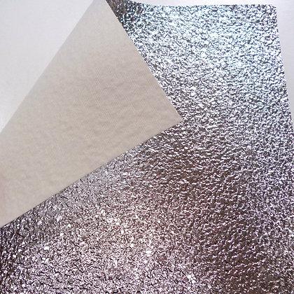 Crinkle Vinyl :: Silver