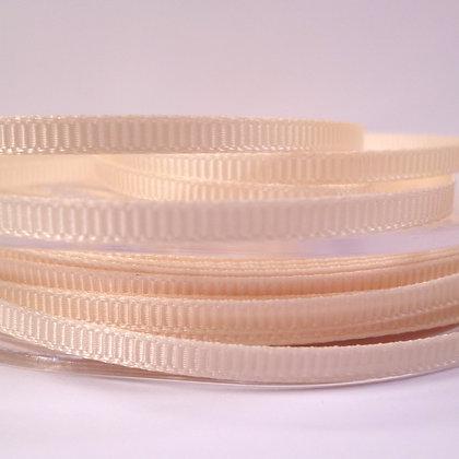 3mm Mini Grosgrain Ribbon (5 metres) :: Ivory