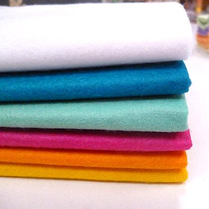 Premium Wool Felt Colour Pack :: Summer II