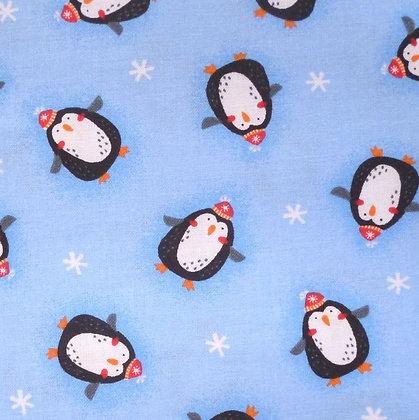 Fabric :: Polar Pals II :: Penguins
