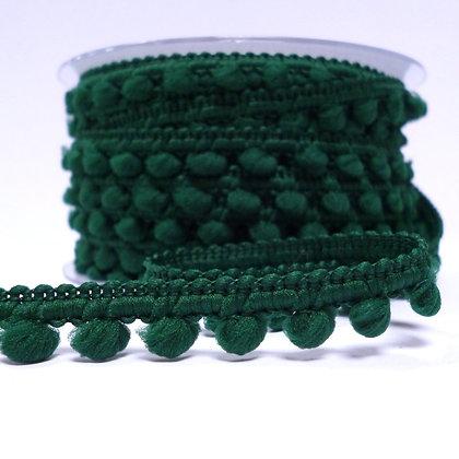 Teeny Tiny Pom Pom Trim (with gaps) :: Emerald