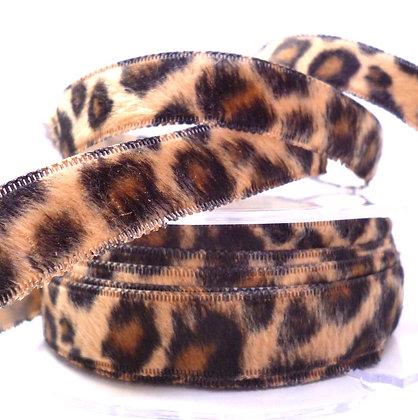 Animal Print Ribbon :: Leopard