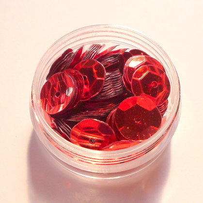 10mm Sequins :: Red